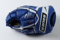 Victor Hedman Signed Game-Worn Hockey Glove (Hedman Hologram) at PristineAuction.com