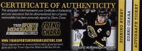 Zdeno Chara Signed Capitals Logo Acrylic Hockey Puck (Chara COA) at PristineAuction.com