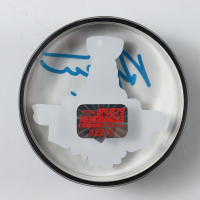 Duncan Keith Signed Blackhawks 2015 Stanley Cup Logo Acrylic Hockey Puck (Keith COA) at PristineAuction.com