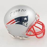 Stephen Gilmore Signed Patriots Mini Helmet (YSMS COA) at PristineAuction.com