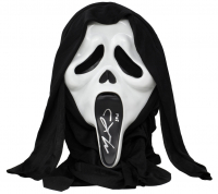 "Matthew Lillard Signed ""Scream"" Full-Size Ghost Face Mask Inscribed ""Stu"" (PSA COA) at PristineAuction.com"