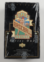 1993 Upper Deck Series 1 Baseball Wax Box of (540) Cards at PristineAuction.com