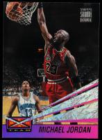 Michael Jordan 1993-94 Stadium Club Beam Team #4 at PristineAuction.com