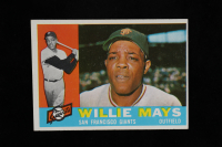 Willie Mays 1960 Topps #200 at PristineAuction.com