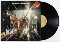 """Burton Cummings, Randy Bachman & Garry Peterson Signed """"The Best of The Guess Who"""" Vinyl Record Album (JSA COA) at PristineAuction.com"""