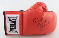 "Jarrett Hurd Signed Everlast Boxing Glove Inscribed ""Swift"" (JSA COA) at PristineAuction.com"