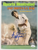 "Andy North Signed 1978 ""Sports Illustrated"" Magazine (JSA COA) (See Description) at PristineAuction.com"