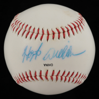 Hoyt Wilhelm Signed OL Baseball (JSA COA) at PristineAuction.com