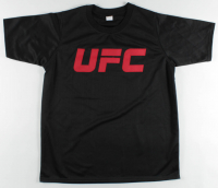 Dominick Reyes Signed UFC Shirt (PSA COA) at PristineAuction.com