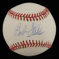 Bob Feller Signed OL Baseball (JSA COA) at PristineAuction.com