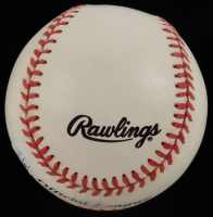 Bob Feller Signed OL Baseball (JSA COA) at PristineAuction.com