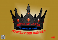 Reign of Cards Mystery Box - Series 11 at PristineAuction.com