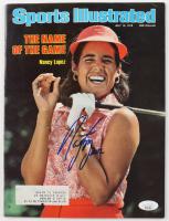 "Nancy Lopez Signed 1978 ""Sports Illustrated"" Magazine Inscribed ""2012"" (JSA COA) at PristineAuction.com"