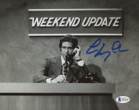 """Chevy Chase Signed """"Saturday Night Live"""" 8x10 Photo (Beckett COA) at PristineAuction.com"""