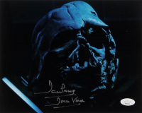 "David Prowse Signed ""Star Wars"" 8x10 Photo Inscribed ""Darth Vader"" (JSA COA) at PristineAuction.com"