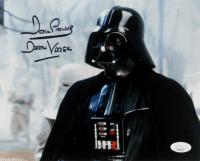 "David Prowse Signed ""Star Wars"" 8x10 Photo Inscribed ""Darth Vader"" (JSA COA) at PristineAuction.com"