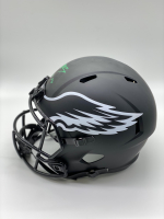 """Michael Vick Signed Eagles Full-Size Eclipse Alternate Speed Helmet Inscribed """"Fly Eagles Fly"""" (PSA COA) at PristineAuction.com"""