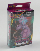 Pokemon Sun & Moon Unified Minds 3-Pack Hanger Box (See Description) at PristineAuction.com