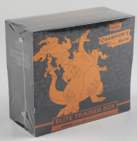 Pokemon Champion's Path Elite Trainer Box with (10) Booster Packs at PristineAuction.com