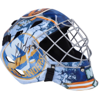 Ilya Sorokin Signed Islanders Full-Size Goalie Mask (Fanatics Hologram) at PristineAuction.com