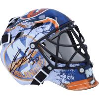 Ilya Sorokin Signed Islanders Mini Goalie Mask (Fanatics Hologram) at PristineAuction.com