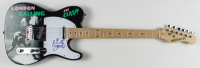 "Mick Jones Signed 39"" Electric Guitar (JSA COA) at PristineAuction.com"