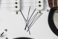 "Chris Cornell Signed 39"" Electric Guitar (PSA Hologram) at PristineAuction.com"