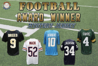Schwartz Sports Football Award Winner Signed Jersey Mystery Box – Series 1 (Limited to 100) at PristineAuction.com
