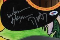 """Warren Haynes & Derek Trucks Signed 39"""" Acoustic Guitar (PSA Hologram) at PristineAuction.com"""