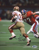 Karl Mecklenburg Signed Broncos 8x10 Photo (Beckett COA) at PristineAuction.com