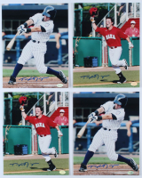 Lot of (4) Taylor Dugas Signed 8x10 Photos (Hollywood Collectibles Hologram) at PristineAuction.com