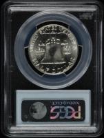 1963-D Franklin Half Dollar (PCGS MS64 FBL) at PristineAuction.com