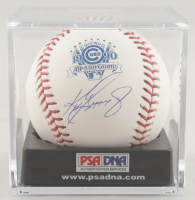 Ken Griffey Jr. Signed Official 1990 All-Star Game Baseball with Display Case (PSA COA - Graded 10) at PristineAuction.com