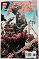 "Stan Lee & David Finch Signed 2006 ""New Avengers"" Issue #13 Marvel Comic Book (Beckett LOA) at PristineAuction.com"