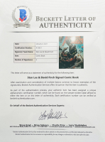 """Stan Lee & David Finch Signed 2006 """"New Avengers"""" Issue #13 Marvel Comic Book (Beckett LOA) at PristineAuction.com"""