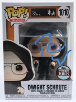 "Rainn Wilson Signed ""The Office"" #1010 Dwight Schrute Funko Pop! Vinyl Figure (Beckett COA) at PristineAuction.com"