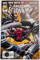 "Stan Lee Signed 2008 ""The Amazing Spider-Man"" Issue #570 Marvel Comic Book (Lee COA) at PristineAuction.com"