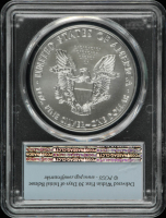2017 American Silver Eagle $1 One Dollar Coin, First Strike (PCGS MS70) at PristineAuction.com