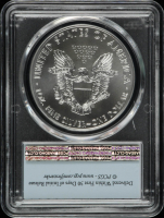 2018 American Silver Eagle $1 One Dollar Coin, First Strike (PCGS MS70) at PristineAuction.com