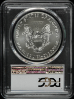 2018-W American Silver Eagle $1 One Dollar Coin, First Strike, Struck at West Point (PCGS MS70) at PristineAuction.com