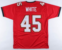 Devin White Signed Jersey (Beckett COA) at PristineAuction.com