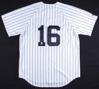 "Edward Charles ""Whitey"" Ford Signed Yankees Jersey Inscribed ""Chairman of Board"" (Steiner Hologram) at PristineAuction.com"