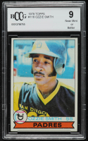 Ozzie Smith 1979 Topps #116 RC (BCCG 9) at PristineAuction.com