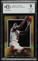 Michael Jordan 1996-97 E-X2000 #9 (BCCG 9) at PristineAuction.com