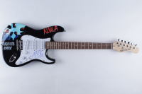 """Ice Cube Signed N.W.A 39"""" Electric Guitar (JSA COA) at PristineAuction.com"""