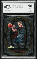 Trae Young 2018-19 Select #142 RC (BCCG 10) at PristineAuction.com