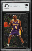 Kobe Bryant 1996-97 Metal #181 RC (BCCG 10) at PristineAuction.com