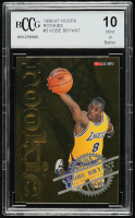 Kobe Bryant 1996-97 Hoops Rookies #3 (BCCG 10) at PristineAuction.com