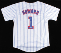 Ed Howard Signed Jersey (Beckett COA) at PristineAuction.com