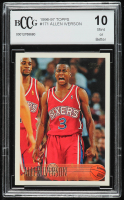 Allen Iverson 1996-97 Topps #171 RC (BCCG 10) at PristineAuction.com